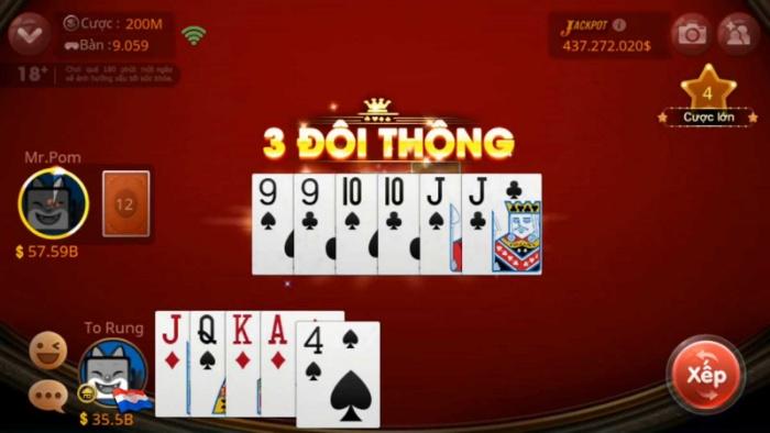 Vào những khoảng thời gian rảnh rỗi đánh bài là một loại game giải trí được nhiều người chơi yêu thích và lựa chọn