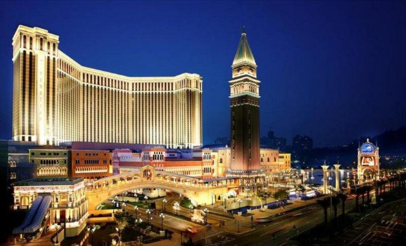 Venetian Macau là một trong những sòng bạc lớn nhất tại Macau nói riêng và châu Á nói chung