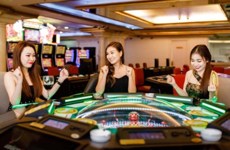Điều kiện mở sòng Casino