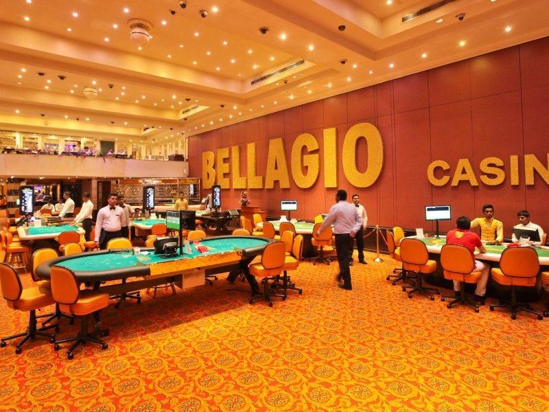 Bellagio - Top 8 sòng bài lớn nhất Las Vegas