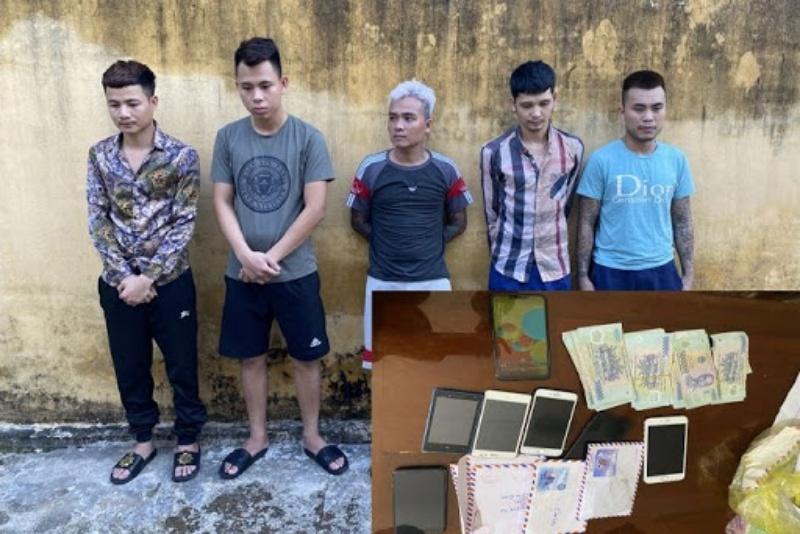 Thời gian vừa qua sau khi đấu tranh phá án, Công an huyện Như Xuân (tỉnh Thanh Hóa) đã triệt phá thành công đường dây đánh bạc